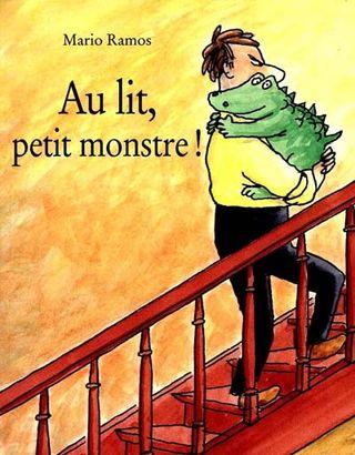 Au lit petit monstre mes premiers livres - Monstre de mario ...